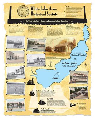 The White Lake Area Historical Society